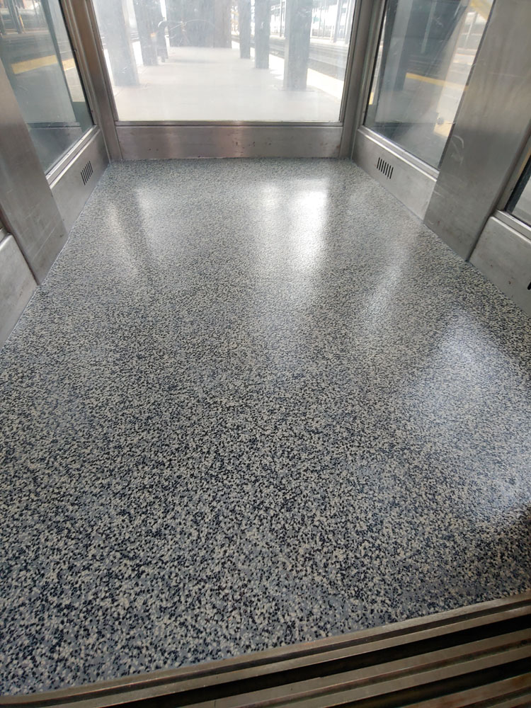 High-Quality Elevator Refinishing with Elevator Cladding & Surface Touch-up in Seattle, Bellevue, Tacoma & the Puget Sound Area