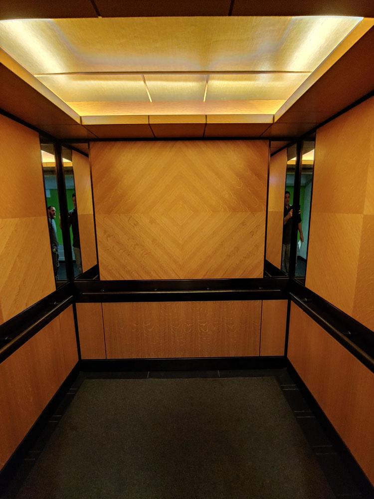 Elevator Wall Design in Seattle & Bellevue│ Chinook Elevator Solutions