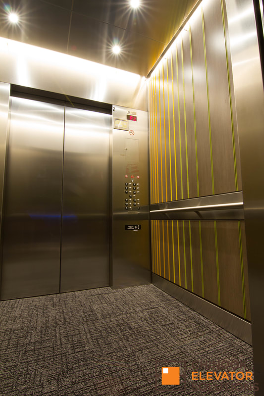 Chinook Elevator Solutions - projects